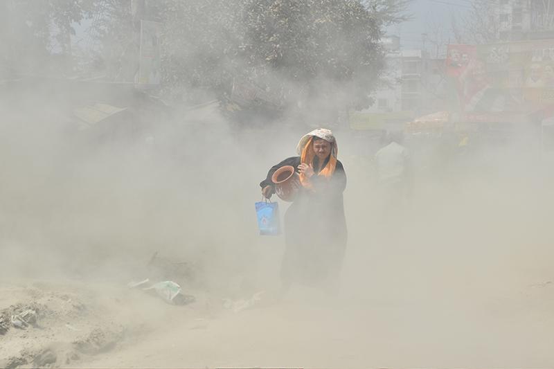 Air Pollution in Dhaka