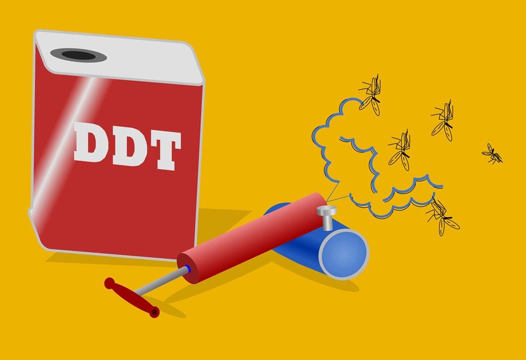Toxic DDT