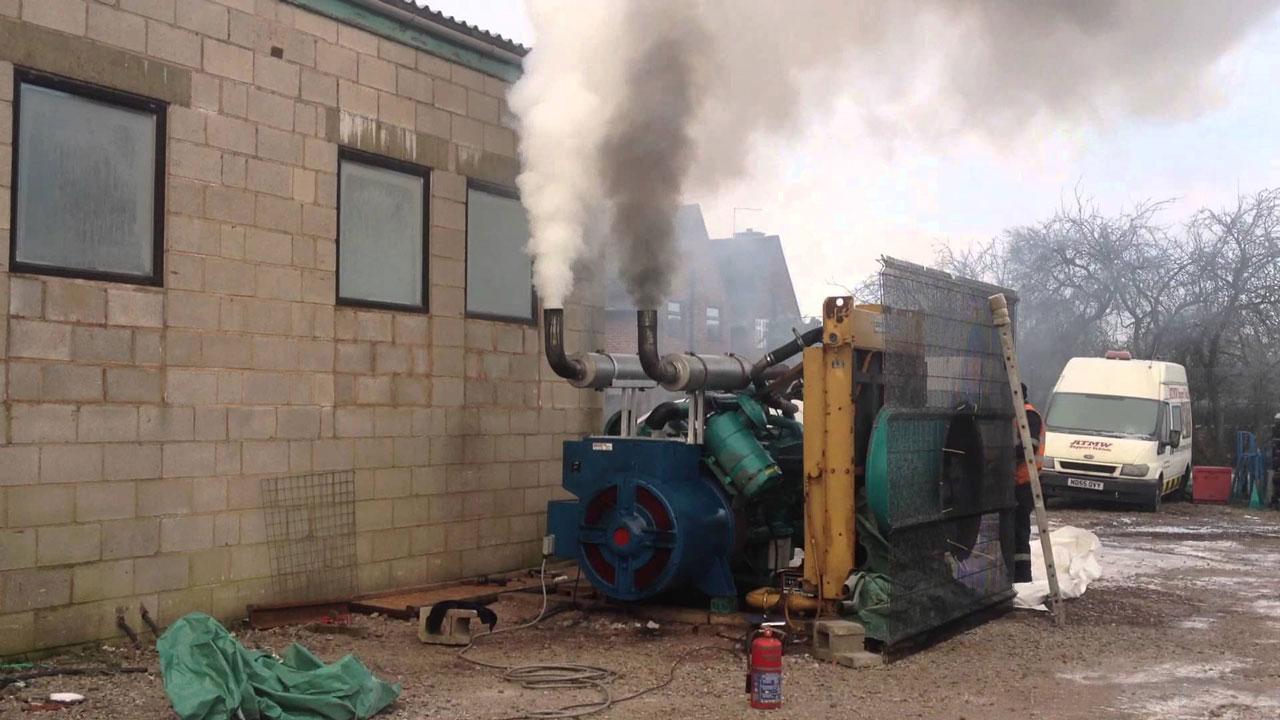 generator fume